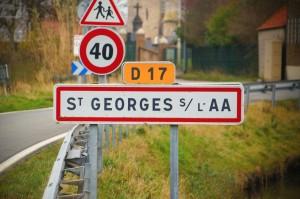 Saint Georges sur l'Aa